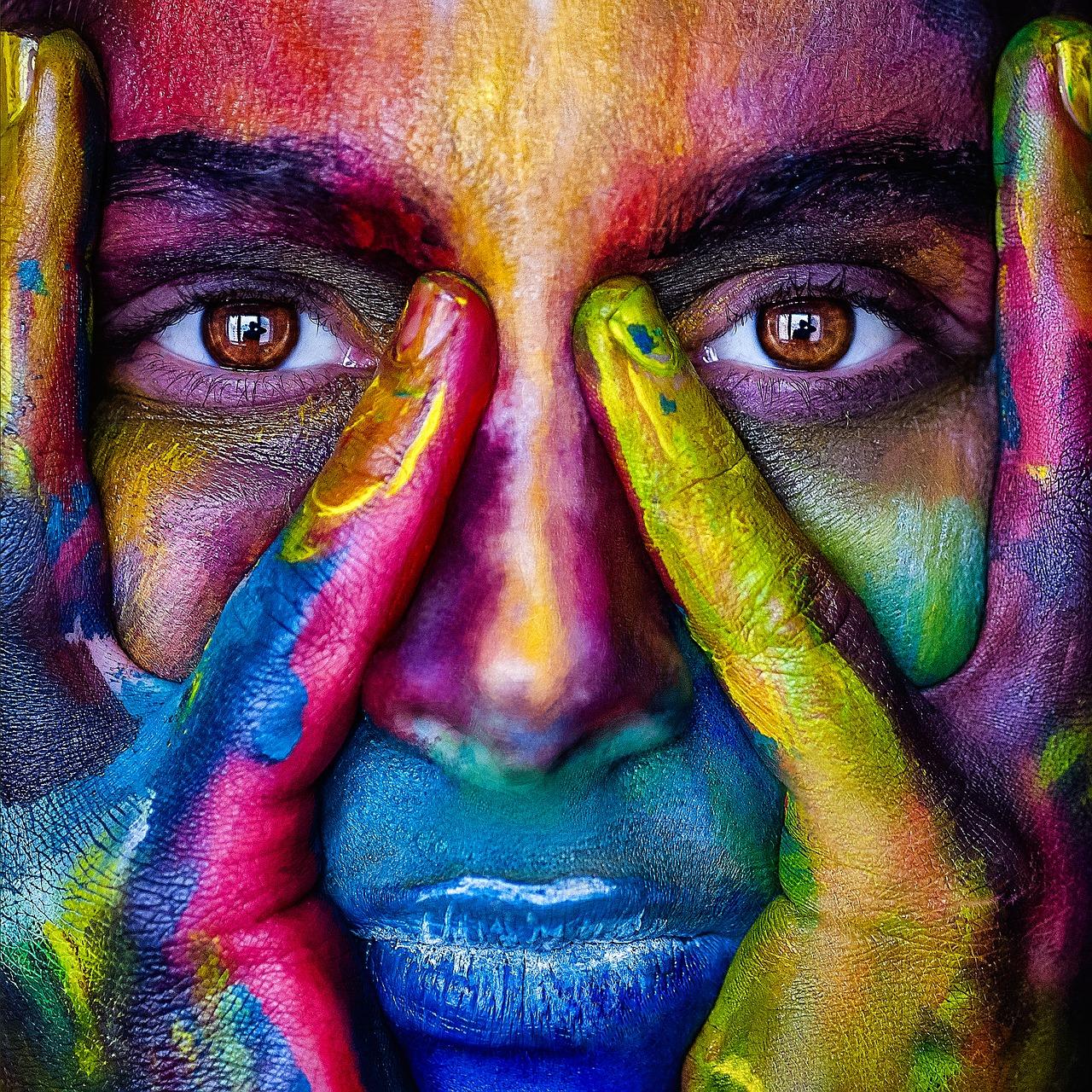 create your inner artist