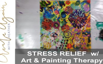 Art therapy and painting therapy